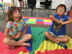 CityHeART's HeARTsy program brings arts to children at community events and local shelters.