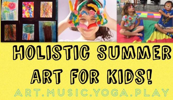 HeARTsy Summer Art for Kids!