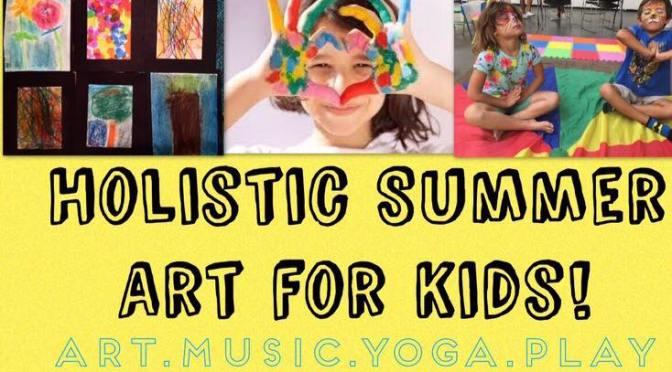 HeARTsy Summer Art for Kids!